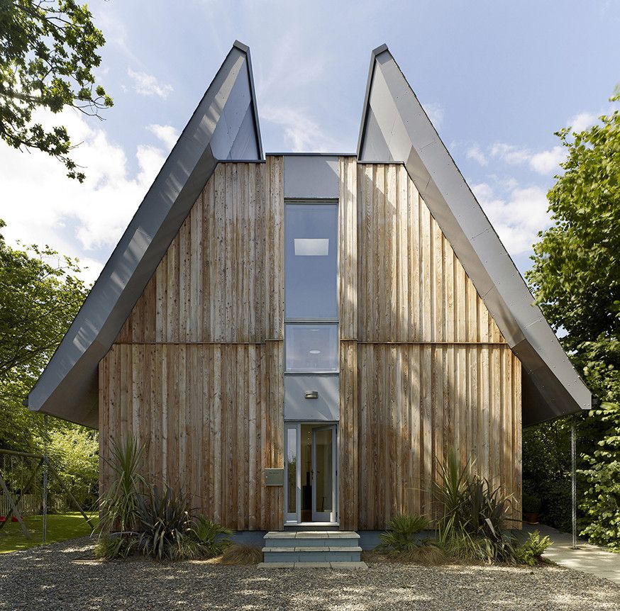 Grand Designs Presenter House: Tate Harmer